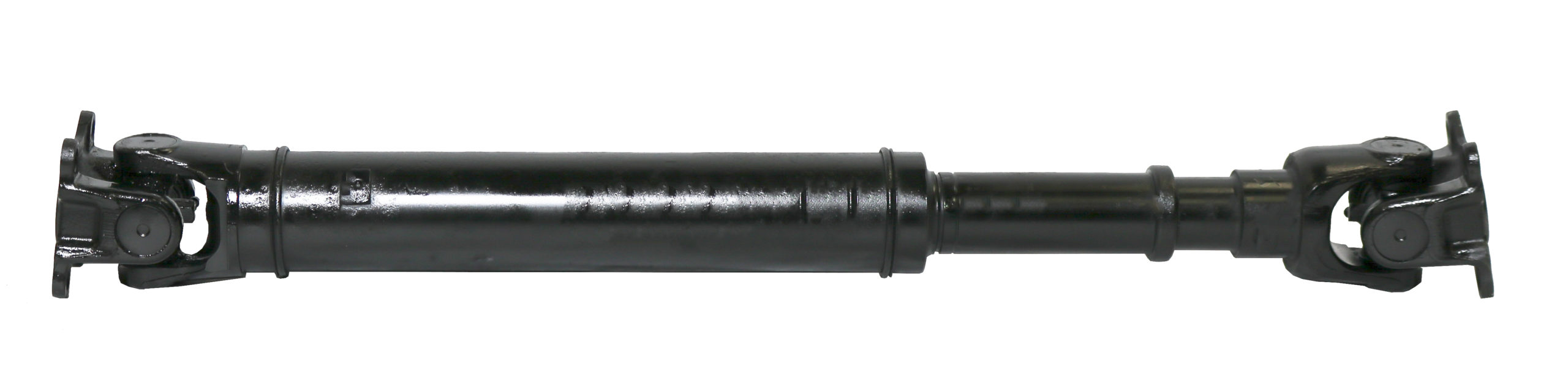 Front Toyota driveline