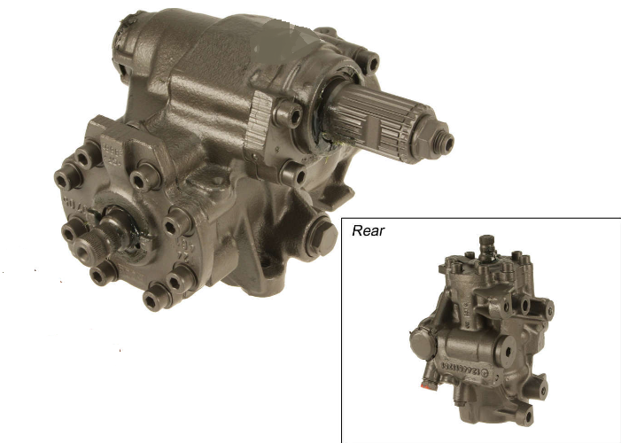 We carry steering gear boxes for your Mercedes Benz.
