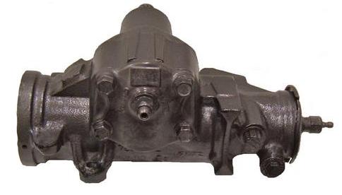 Power steering gear box for 1967 to 1976 Pontiac Sunbird.