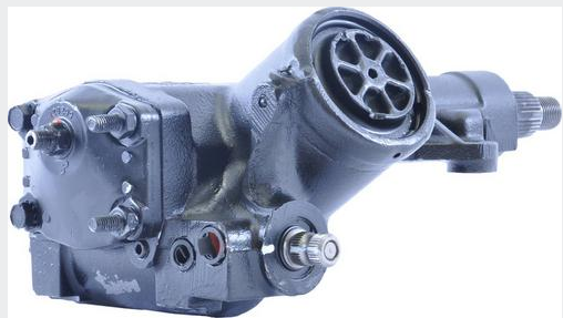 Ford F250 and F350 Super Duty steering gearbox.