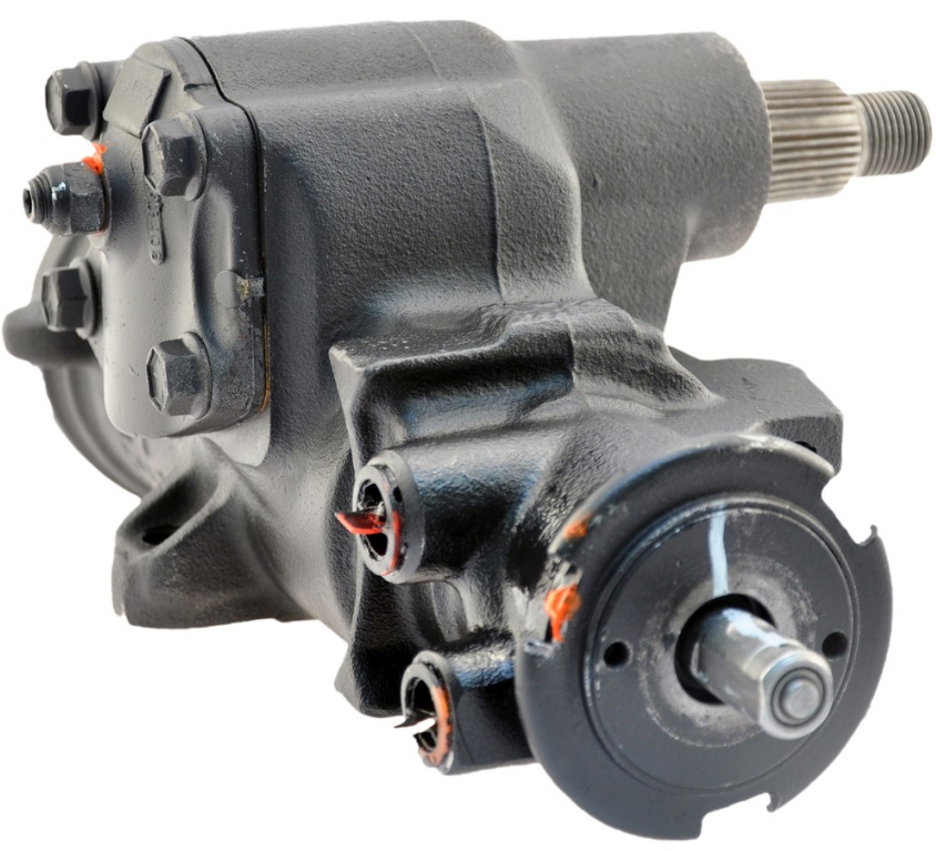 Chevrolet Suburban and trucks steering gear box.