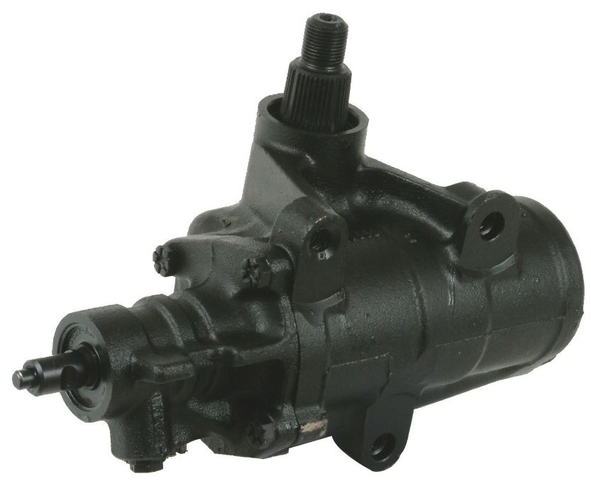 Ford vans power steering gear box.