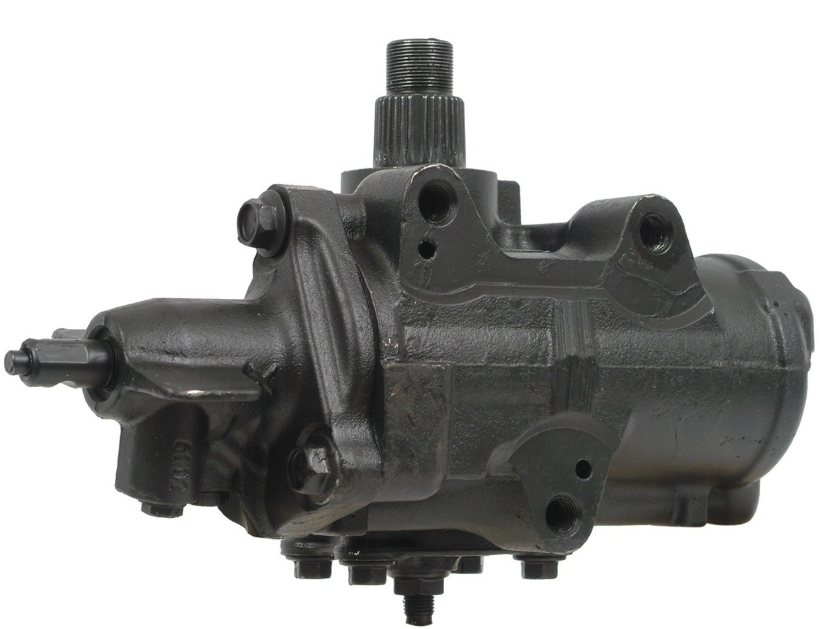 Ford F250 and F350 Super Duties power steering gear box.