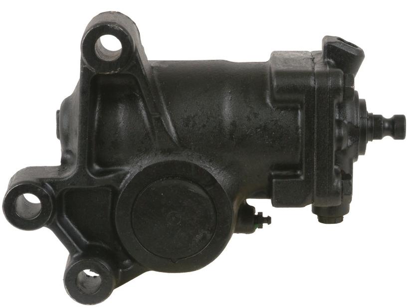 Steering gear box for Chevrolet Kodiac and GMC Topkick.