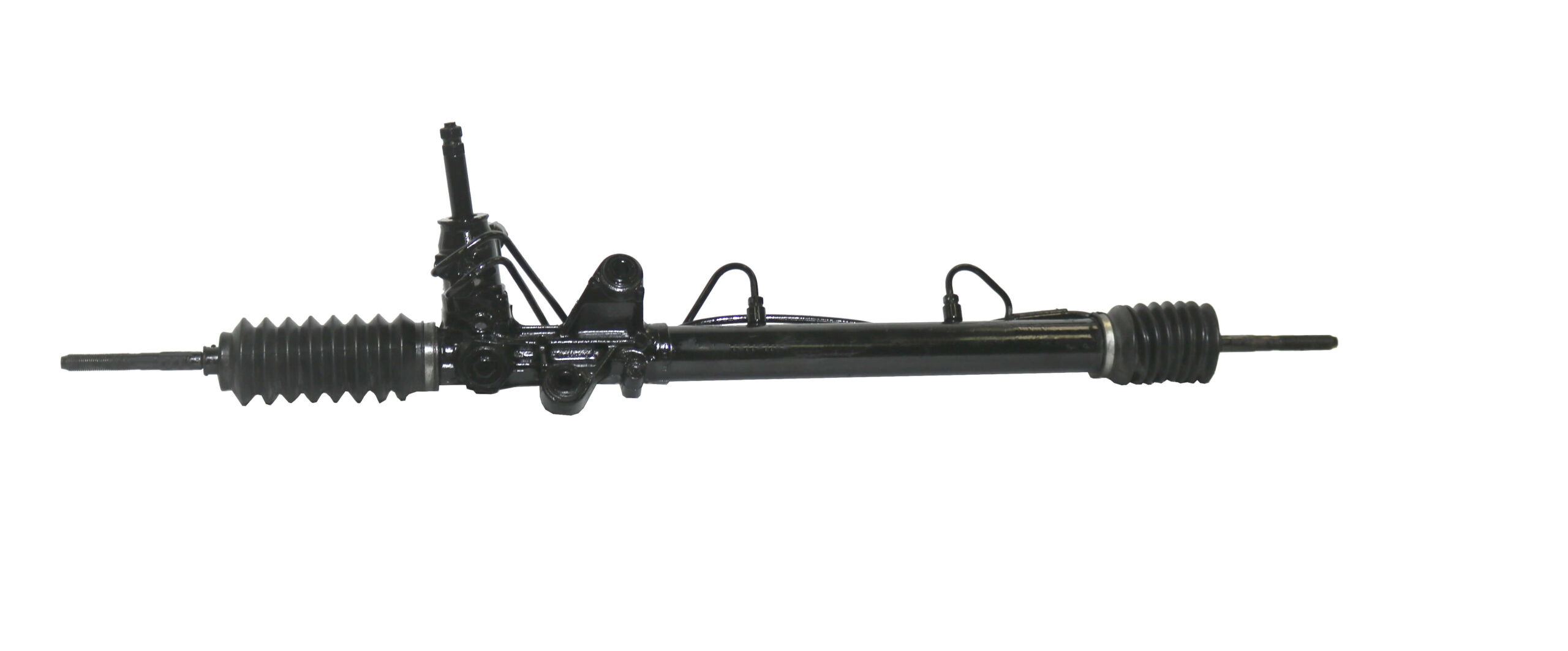 Hydrolic rack and pinion power steering gear for Acura Integra.