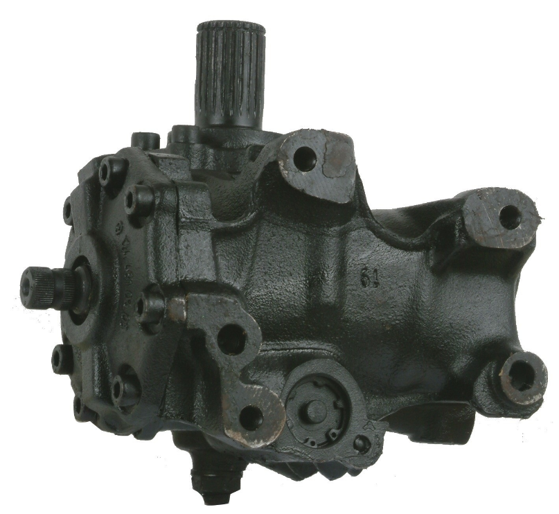 We carry a full line of steering gear boxes.