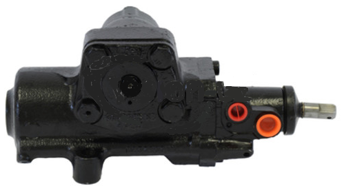 Steering gear box for Dodge Ram 4500 and 5500.