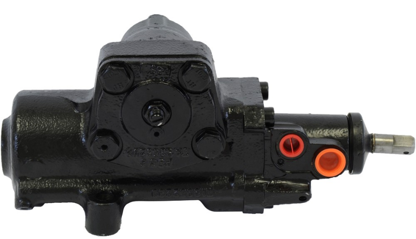 Steering gear box for Dodge 4500.